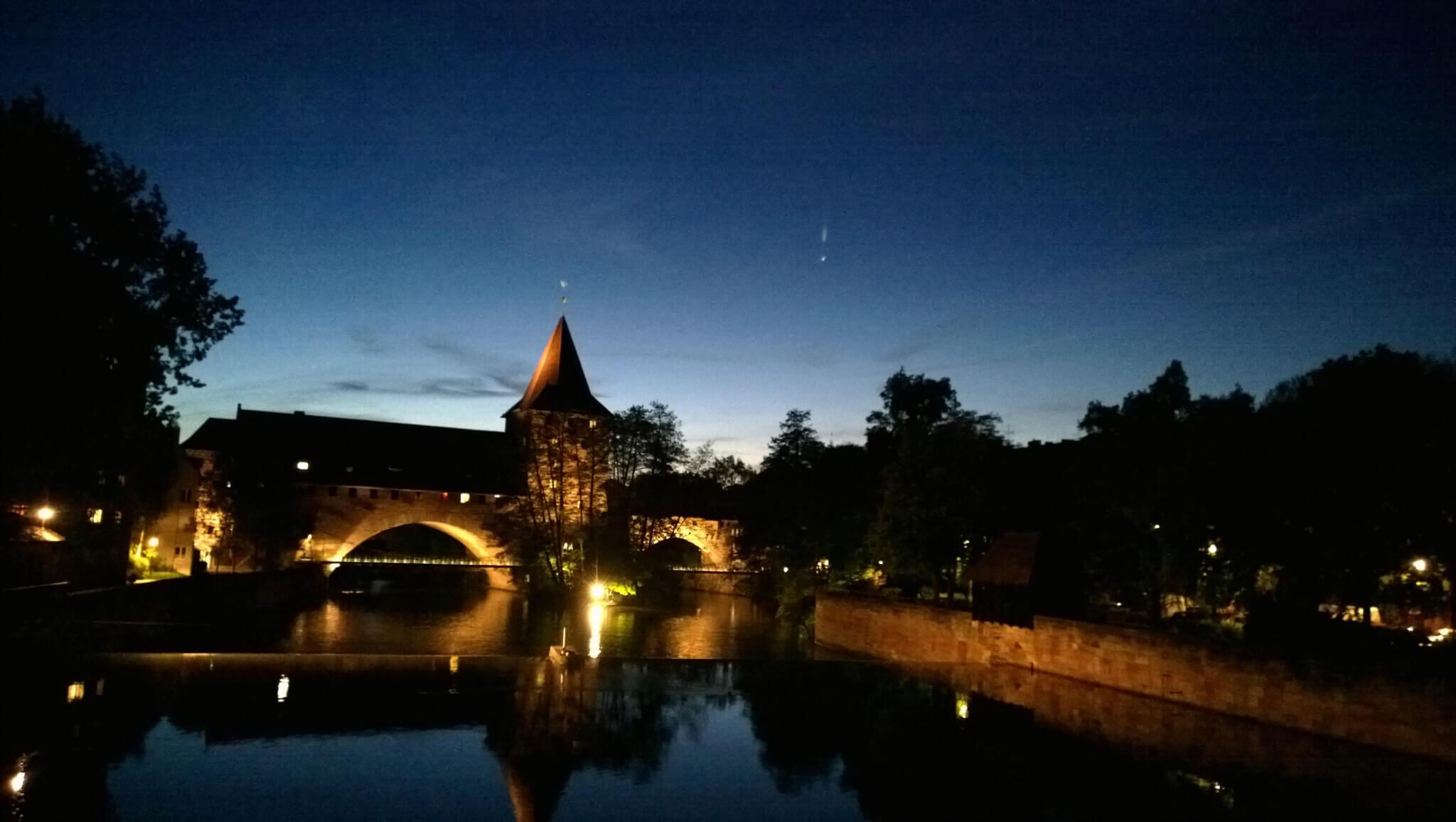 Kettensteg Nürnberg