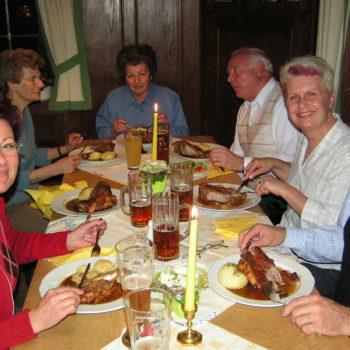 Dine around Weißenburg, Foto: Jäger
